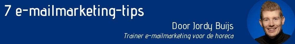 7 e-mailmarketingtips - Header smal - DEF